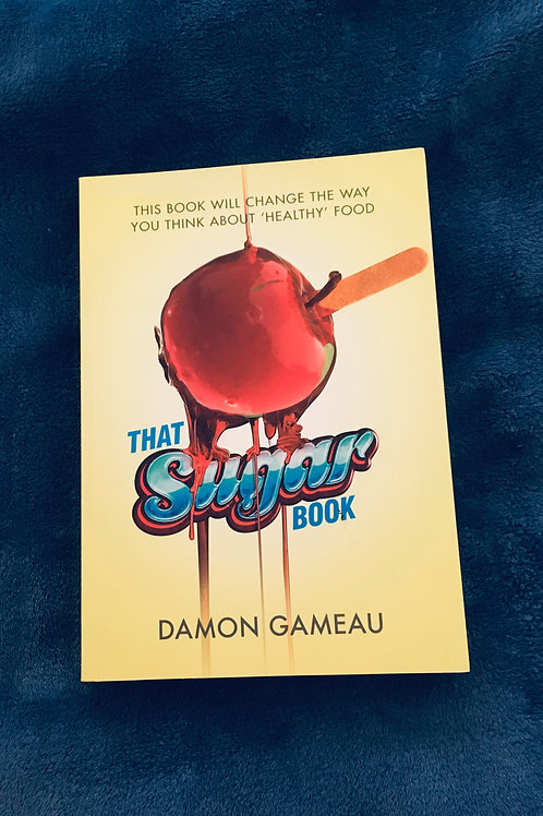 'The Sugar Book' by Damon Gameau