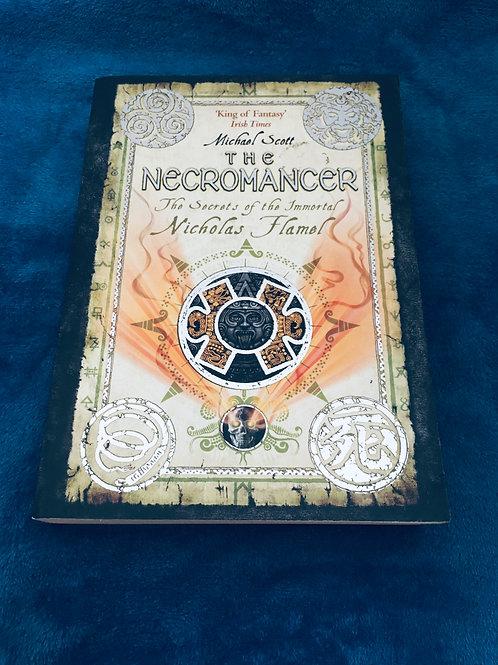 'The Necromancer'  by Michael Scott