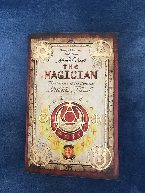 'The Magician' by Michael Scott