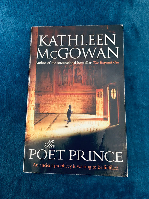 'The Poet Prince' by Kathleen McGowan