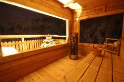 Sauna Winter