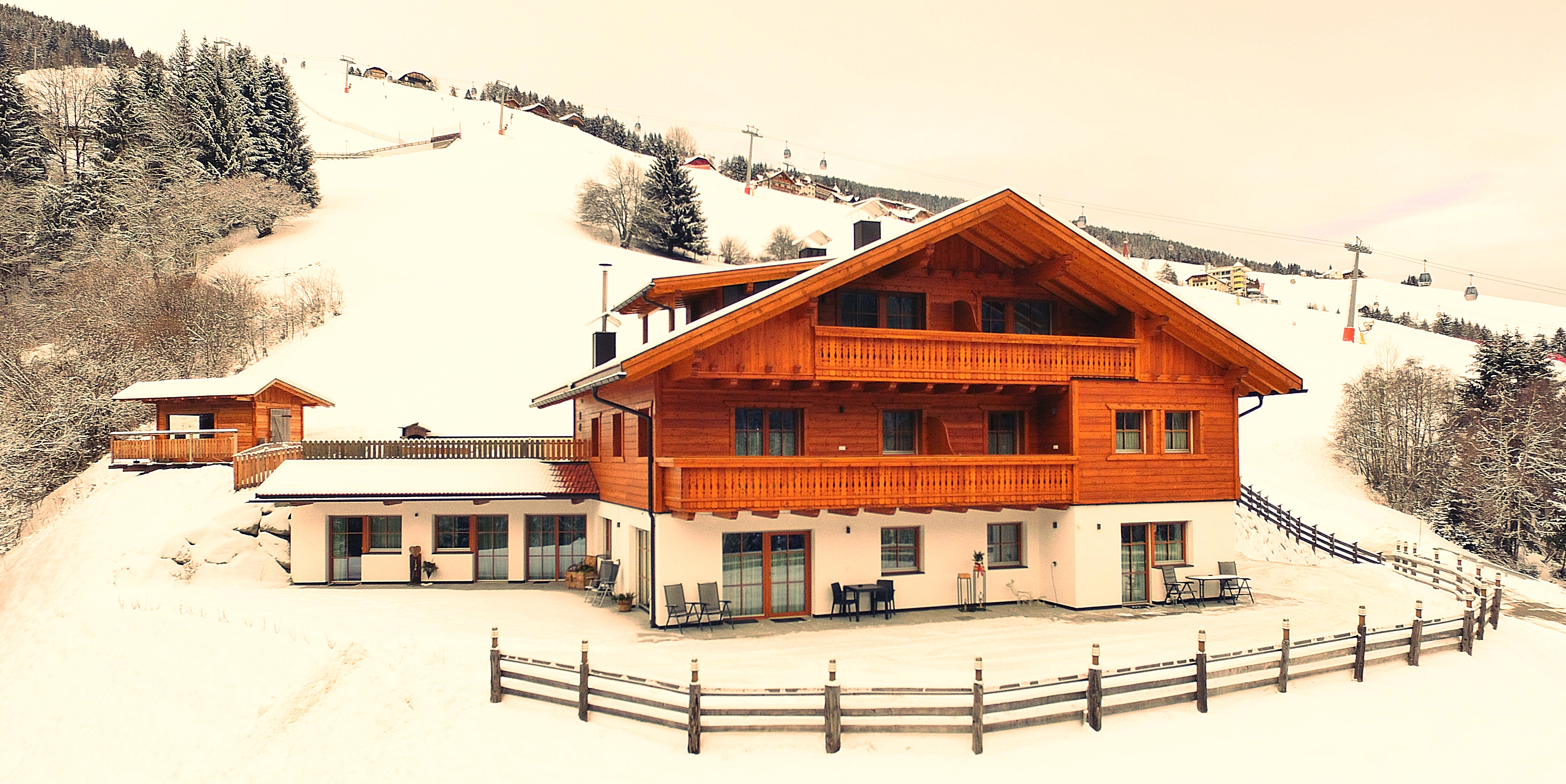 Residenz Erschbaum Winter