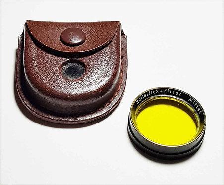 Filtro Rolleiflex 29 mm