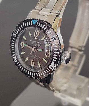 Reloj MARCO POLO SUPER-23, Swiss Made; de cuerda, VINTAGE.