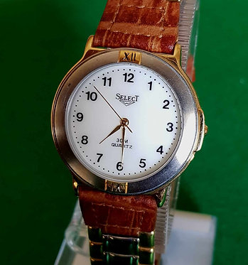 Reloj SELECT,  vintage,  NOS (new old stock)