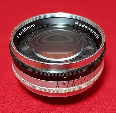 OBJETIVO RODENSTOCK RETINA-HELIGON C 4/80mm