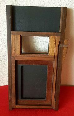 Accesorio para cámara de estudio antigua