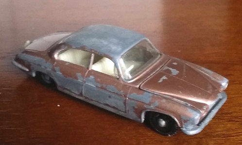 JAGUAR MK10 Nº 28 -DE LESNEY- AÑOS 1960