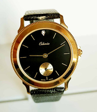 RELOJ ODENIA, Swiss made, VINTAGE, NOS (new old stock)