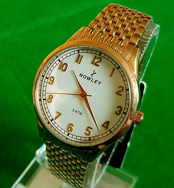 RELOJ NOWLEY, NOS (new old stock)