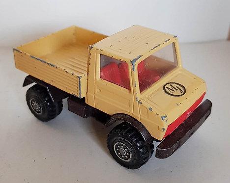 UNIMOG K 50 DE MATCHBOX, AÑO 1970