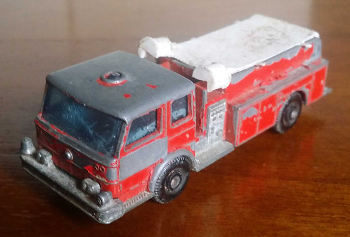 FIRE PUMPER TRUCK Nº 29 -DE MATCHBOX LESNEY- AÑOS 1960
