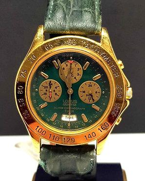 Reloj LORUS N945 - cronografo- alarma - temporizador - Vintage, NOS