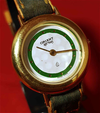 RELOJ ORIENT XERNUS, Swiss Made, VINTAGE, NOS (new old stock)