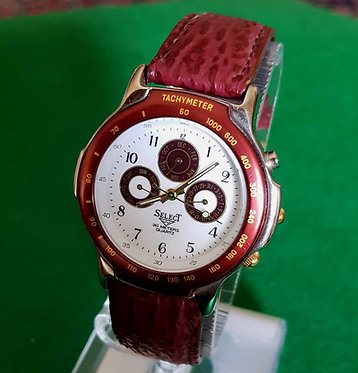 RELOJ SELECT VINTAGE, NOS (new old stock)