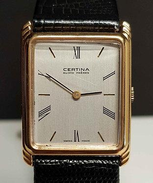 Reloj CERTINA KURTH FRERES, Swiss made, vintage, NOS