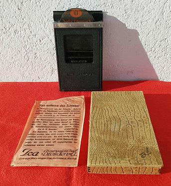 PORTAPLACAS ICA para placas de ACETATO de 9 X 12 cm