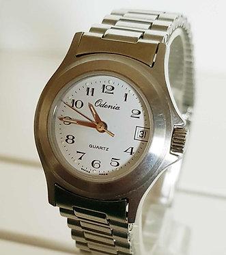 Reloj ODENIA, Swiss made, vintage, NOS