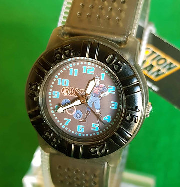 RELOJ ACTION MEN VINTAGE, NOS (new old stock)