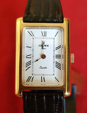 RELOJ CROWN, VINTAGE, NOS (new old stock)