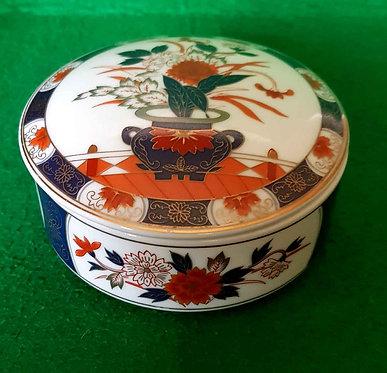 CAJA O JOYERO porcelana