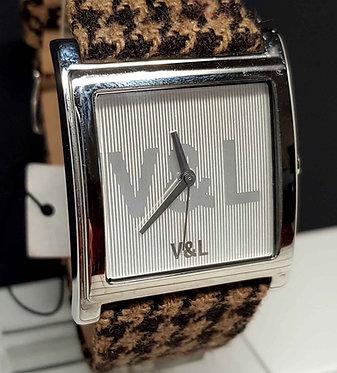 Reloj VICTORIO&LUCCHINO TEMPO -Vintage, NOS