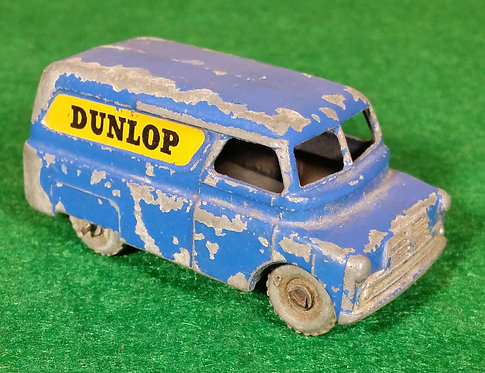FURGON DUNLOP Nº 25 DE LESNEY, AÑOS 1960