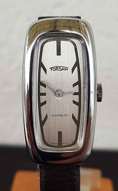 Reloj FORSAM, Swiss made, de cuerda,VINTAGE. NOS