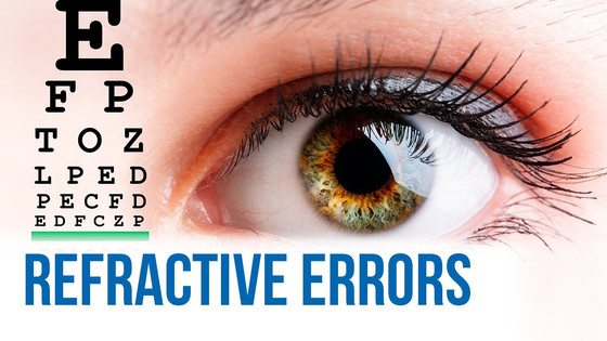 What is Refractive Error?