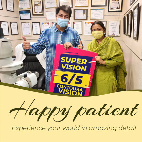 Contoura Vision by Dr. Rahil Chaudhary