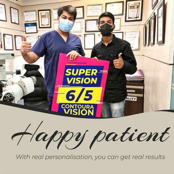 Contoura Vision at Eye7 Eye Hospital