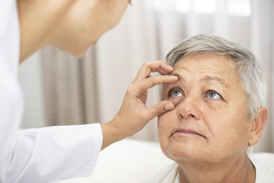 Common Eye Problems in Elderly People