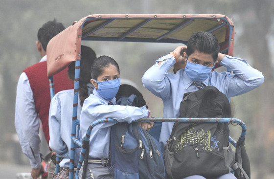 Ideas for Protecting Your Child From Delhi's Toxic Air