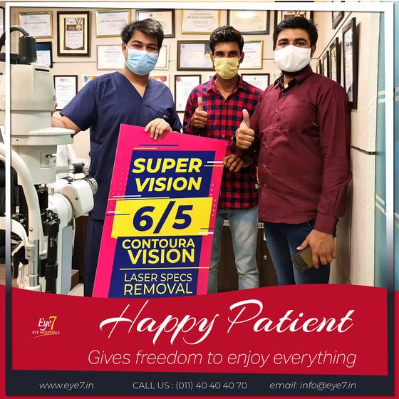 Contoura vision - Ssafest Specs Removal Surgery
