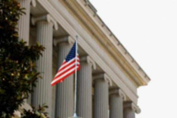 edifício do governo dos EUA