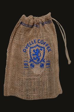 Coffee Burlap Bag
