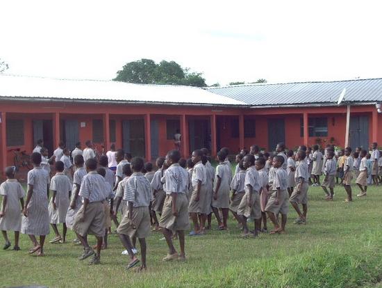 Hohoe Charity School in Ghana Africa