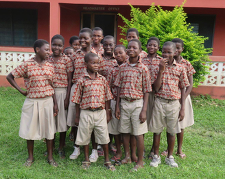 HoHoe Charity School nearly Hits 200 students!