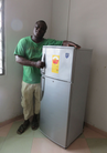 A New Fridge for Hohoe Charity School