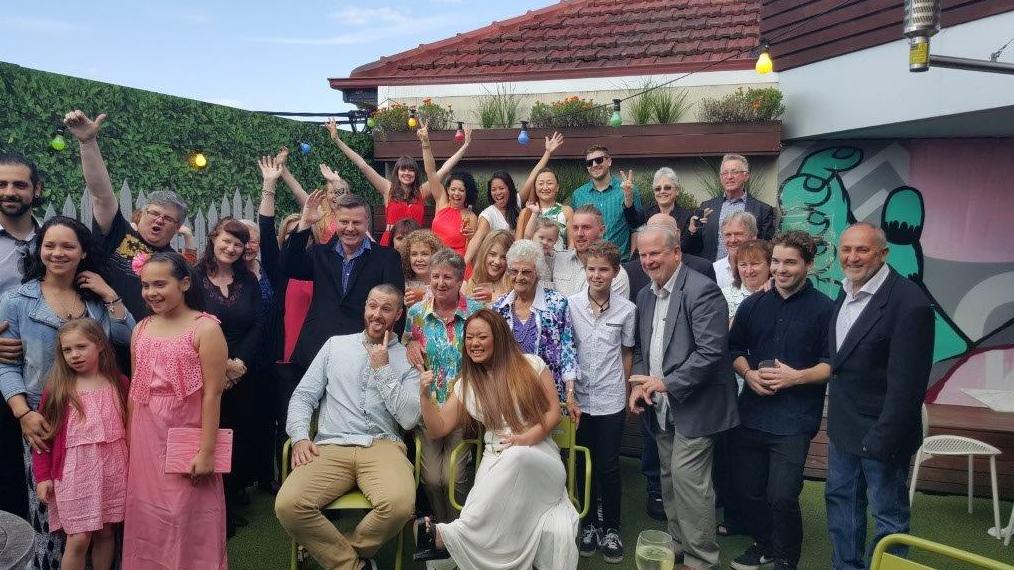 Celebrant in Kings Langley
