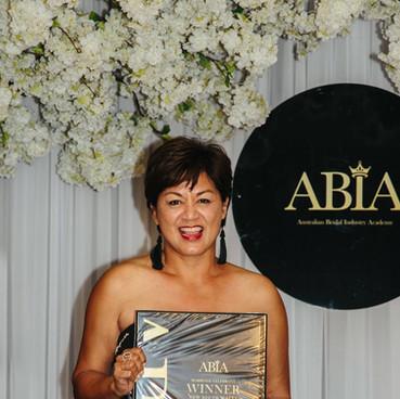 Lillian Lyon Marriage Celebrant Sydney ABIA winner