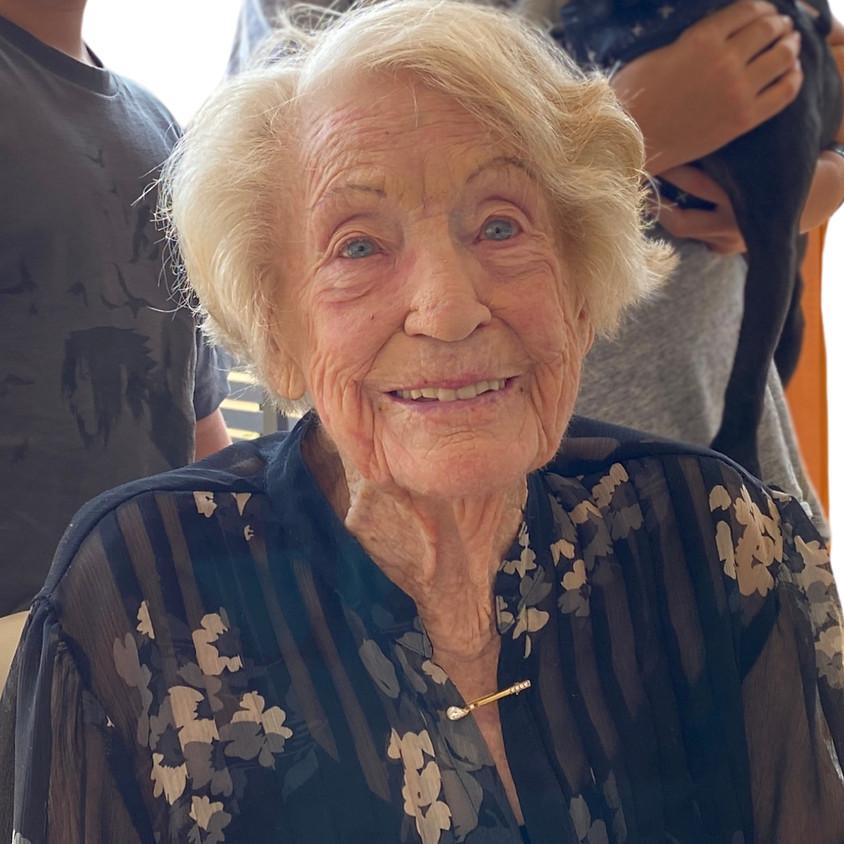 Celebration of the Life of Margaret Casey