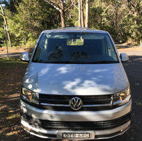 Harry the VW Hearse Sydney