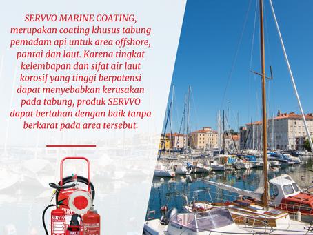 Alat Pemadam Api Ringan (APAR) untuk Marine