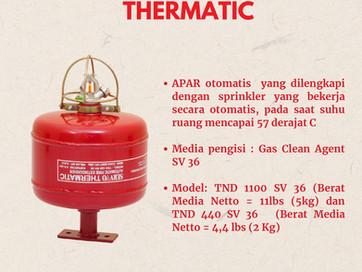 Kelebihan Alat Pemadam Api Thermatic
