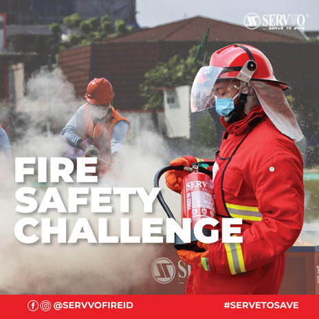 Fire Safety Challange 2021
