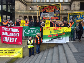 Rank and File Organising: Lessons from the RMT