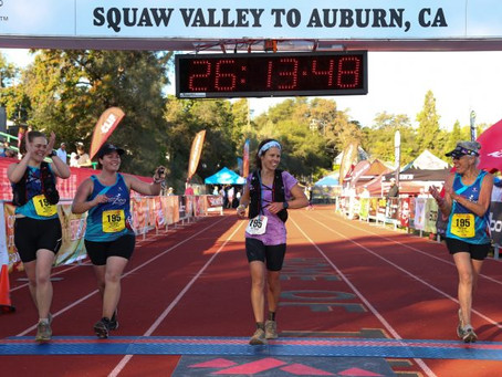 Training for WSER with no hills