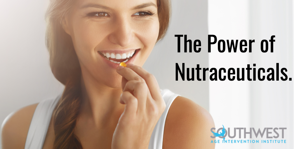 Nutraceuticals: Anti-aging & Your Immune System in the time of COVID-19.