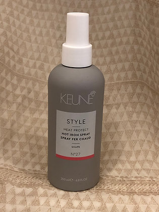 Style Shape - Heat Protect - Hot Iron Spray - 200ml - N°27